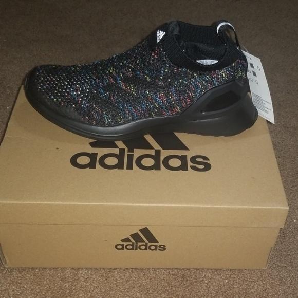 Nib Black Adidas Nolace Sneakers | Poshmark